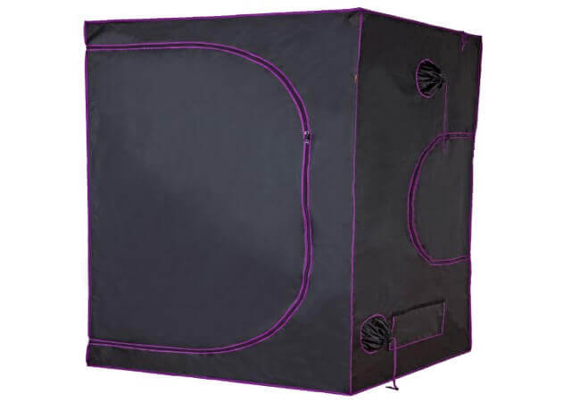 Apollo Horticulture 48x48x80Mylar Hydroponic Grow Tent for Indoor Plant Growing