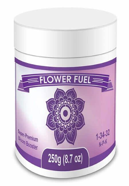 Flower Fuel 1-34-32, 250g - The Best Bloom Booster For Bigger, Heavier Harvests