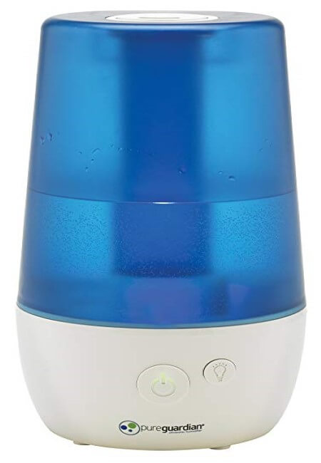 PureGuardian H965 Ultrasonic Cool Mist Humidifier