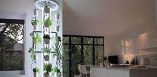 Nutritower - Vertical Indoor Hydroponics Garden System