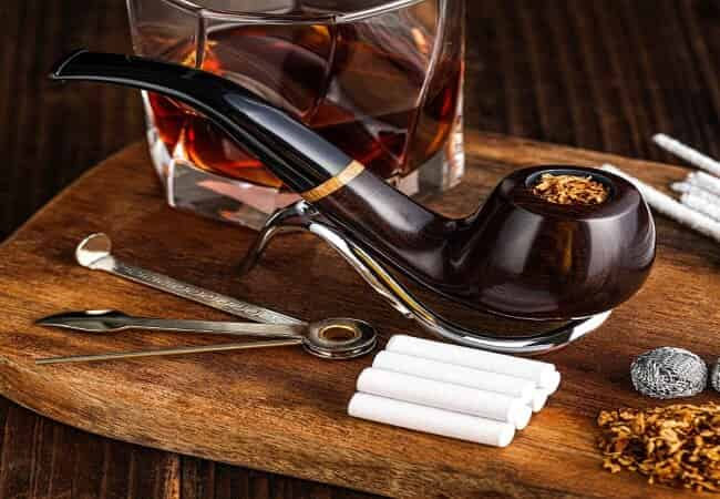 Whitlucks house of pipes Tobacco Pipe